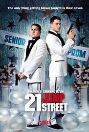 21 Jump Street: Mladenič v modrem