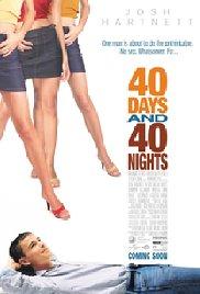 40 dni in 40 noči