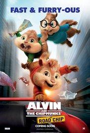 Alvin in veverički: Velika Alvintura