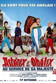Asterix in Obelix v Britaniji