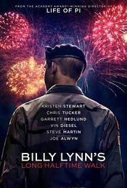 Billy Lynn: Dolga pot do junaštva