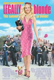 Blondinka s Harvarda