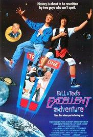 Čudovita pustolovščina Billa in Teda