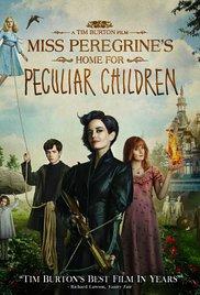 Dom gospodične Peregrine za nenavadne otroke