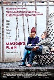 Maggie ima načrt