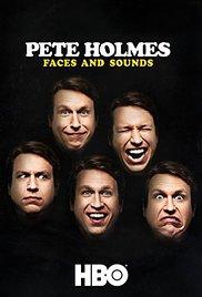 Pete Holmes: Obrazi in zvoki
