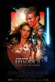 Vojna zvezd: Epizoda II - Napad klonov