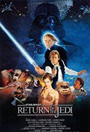 Vojna zvezd: Epizoda VI - Jedijeva vrnitev